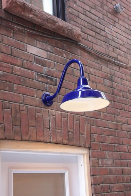 Barn Light Outdoor Places And Spaces Contemporary