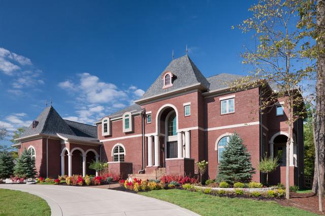 Barnsley Tudor Brick Home