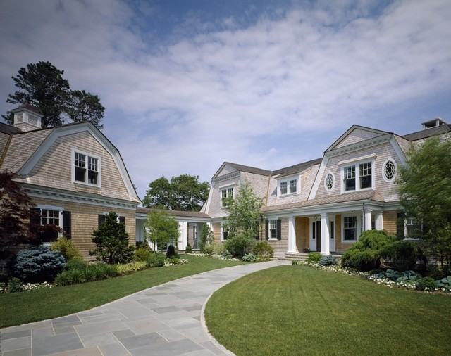Barnstable Residence traditional-exterior