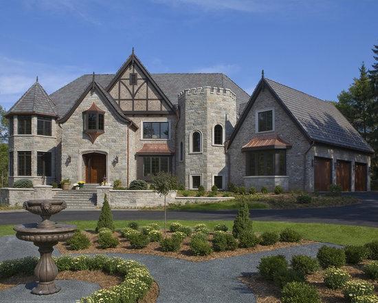 Exterior Home Designclassic Exterior Home Design With