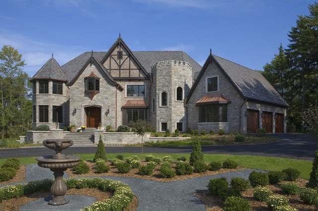 Barrington Manor Traditional Exterior Milwaukee By