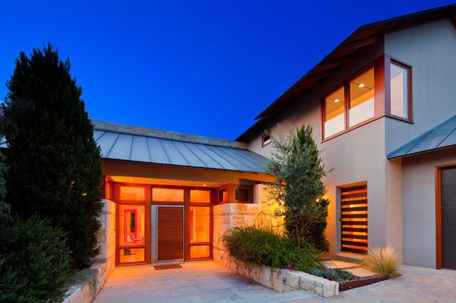 Barton Creek contemporary-exterior