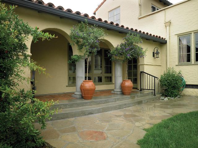 Baughman Avenue Residence rustic-exterior