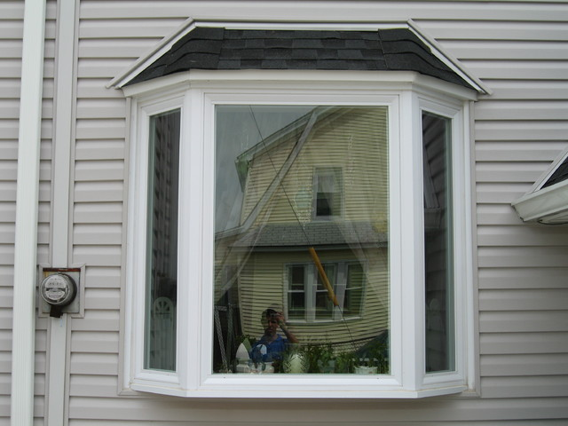 Exterior Bow Windows : Bay and bow windows traditional exterior new york