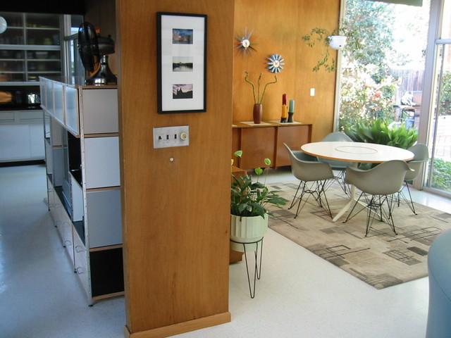 Bay Area Eichlers modern-exterior
