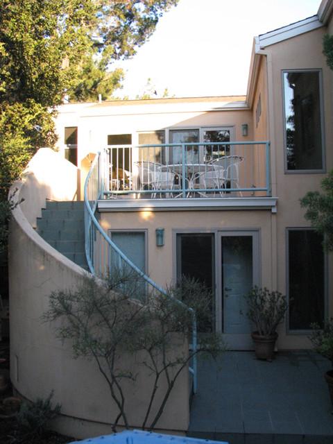 Bay Area Mediterranean Home Construction mediterranean-exterior
