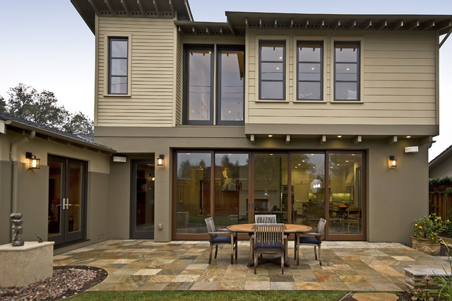 bay area modern home remodel and addition contemporary exterior