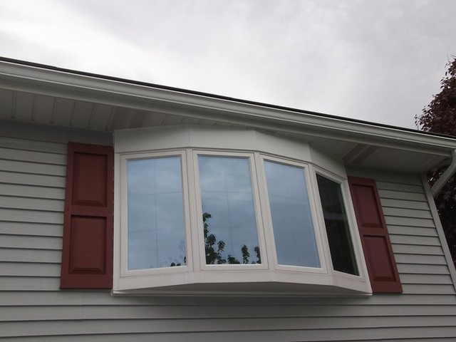 Exterior Bow Windows : Bay bow windows