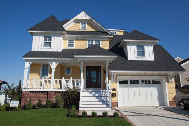 Bay Front Shingle Style Residence Longport NJ