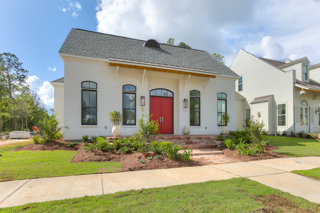 Bay Tree Manor Scandinavian Exterior New Orleans By Southern Builders Of Louisiana