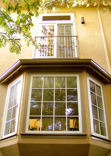 Bay Window Exterior : Bay window exterior