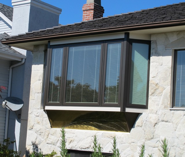 Windows Webster Exteriors Inc: Bay Window Replacement