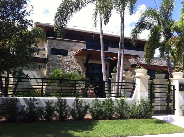 bayview contemporary-exterior