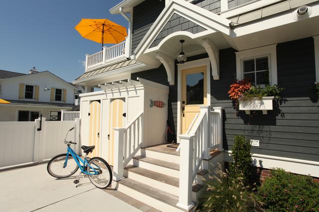 2011 Coastal Living Ultimate Beach House Tour: Exterior ... |Beach Cottage Exterior