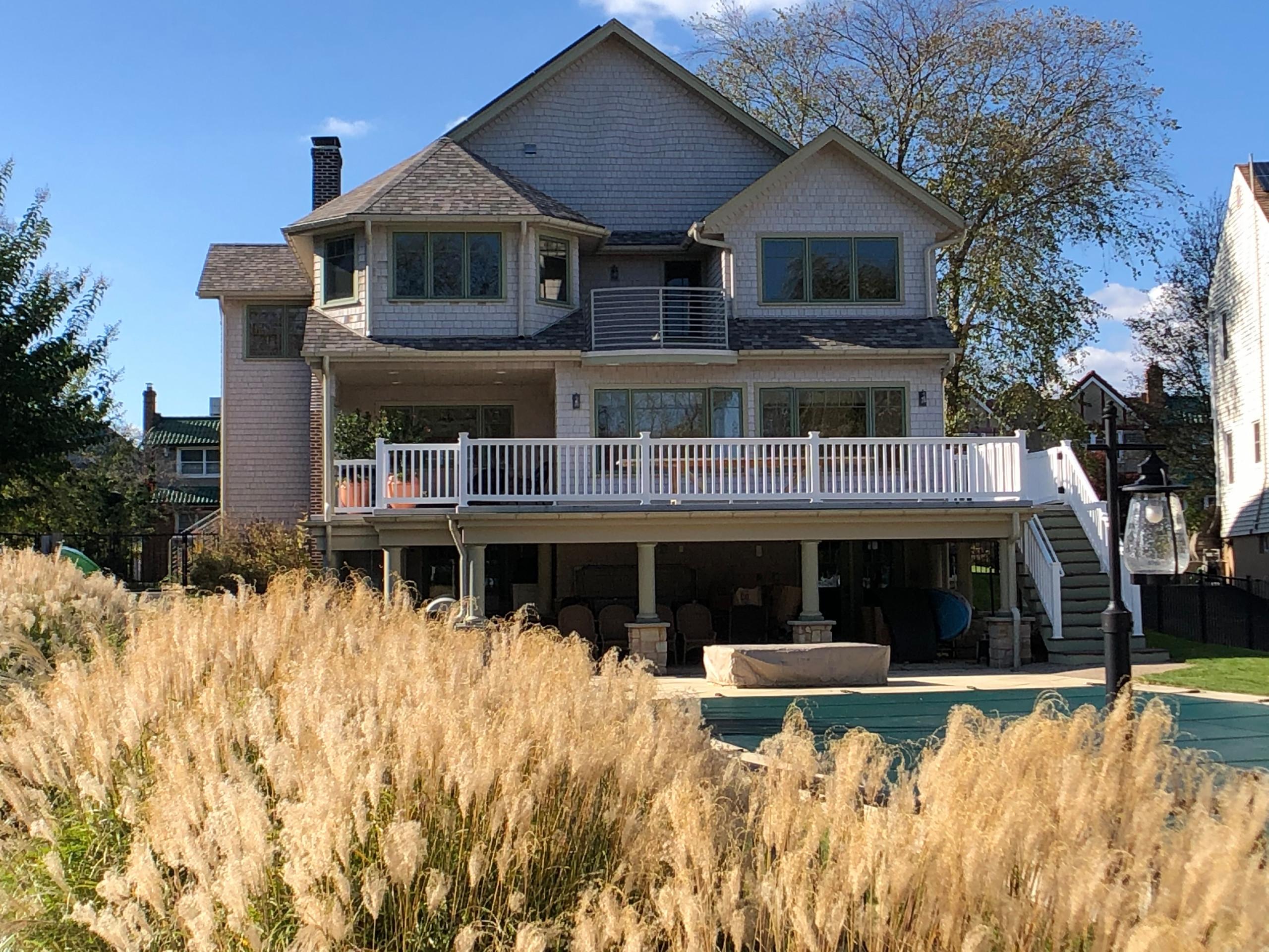 Beach House - Exterior Back