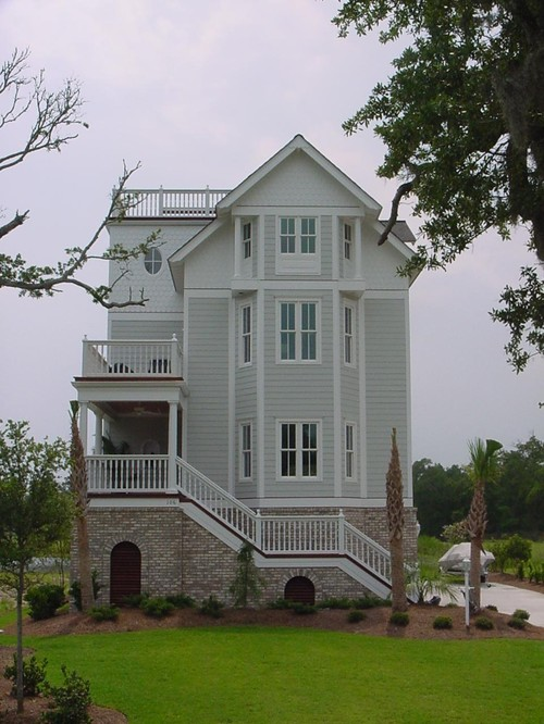 Exterior Colors For Beach House