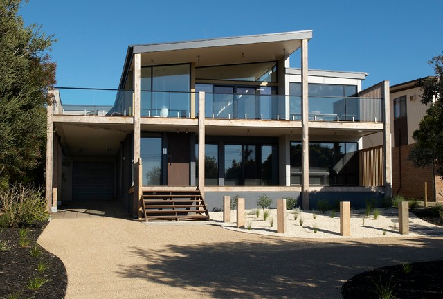 Beach House Great Ocean Rd Beach Style Exterior