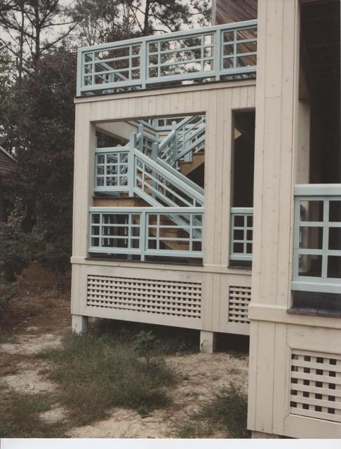 Beach House Remodel contemporary-exterior