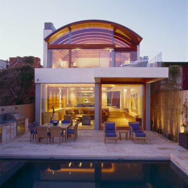 Beach House beach-style-exterior
