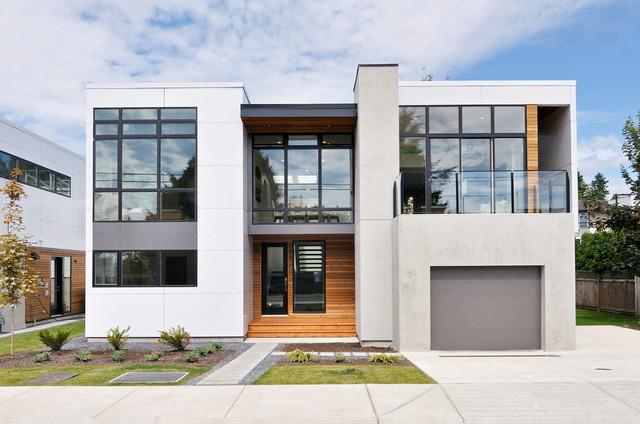 Beachaus II modern-exterior