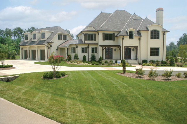 Beautiful homes traditional exterior raleigh by for Beautiful home exteriors