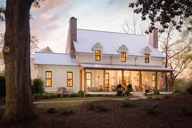 Astounding Beautiful Modern Southern Farmhouse By Steve Powell Homes Interior Design Ideas Tzicisoteloinfo