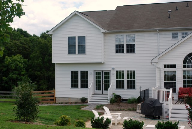 Welch traditional-exterior