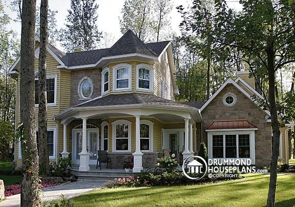 victorian exterior beautiful victorian cottage photos by drummond house plans ( house,Maine Home Plans