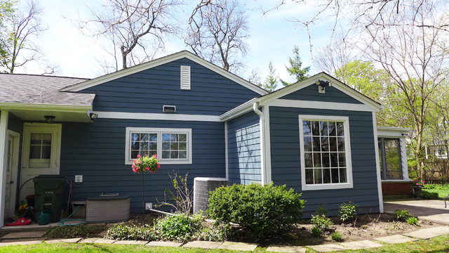 Beechworth, James Hardie - Evening Blue, Glenview, IL
