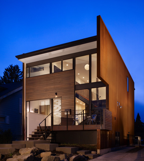 Beet Residence modern-exterior