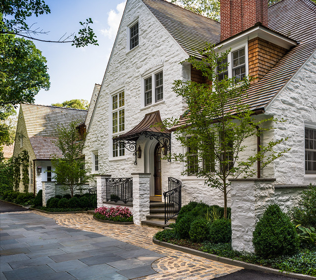 Before & After - Haverford, PA traditional-exterior