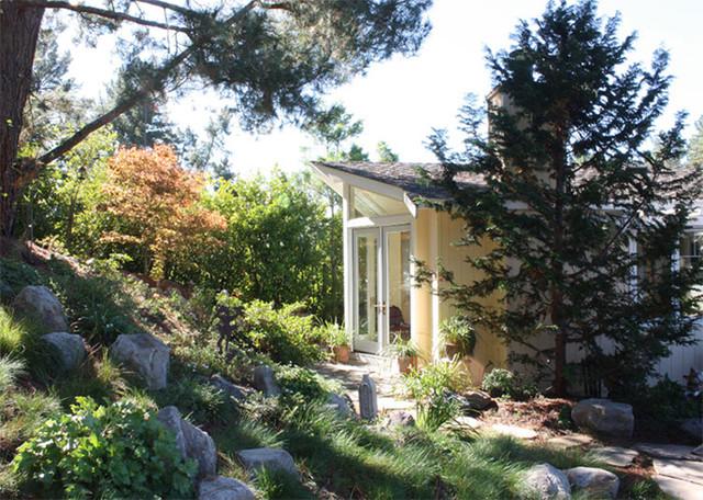 Bekins Residence, Moraga, CA traditional-exterior