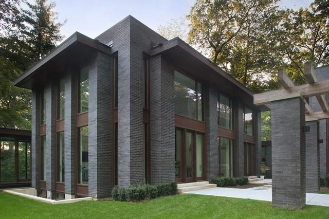 Belden Brick Homes Contemporary Exterior Toronto