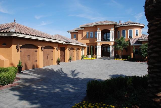 Bella Collina 391 mediterranean-exterior