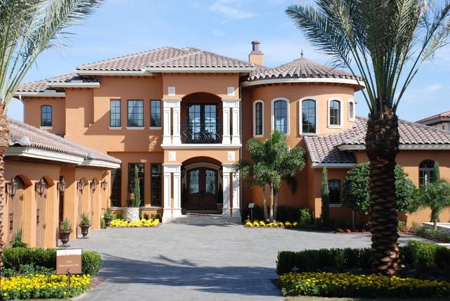 Bella Collina 391 Mediterranean Exterior Orlando