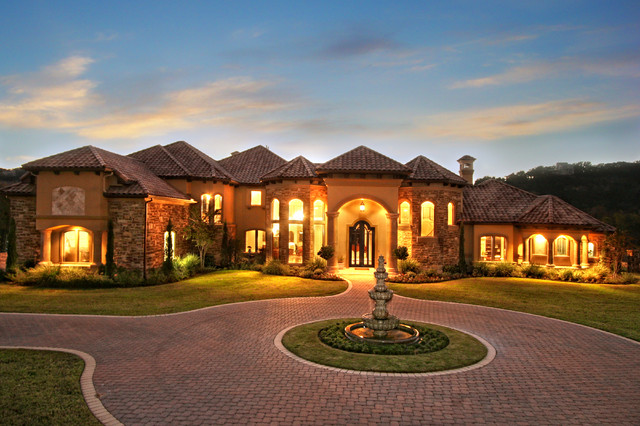 Bellagio estates of steiner ranch on lake austin austin for Texas fine home builders