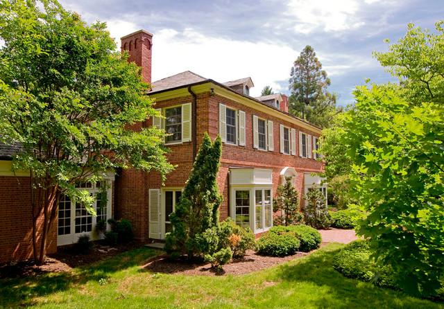 Bellona House Exterior traditional-exterior