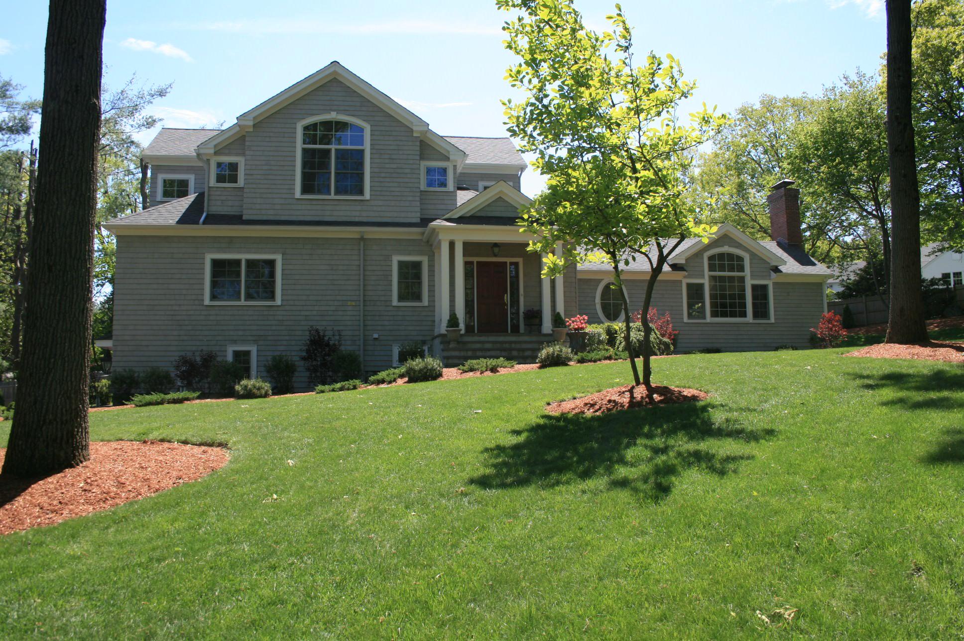 Belmont Custom Home