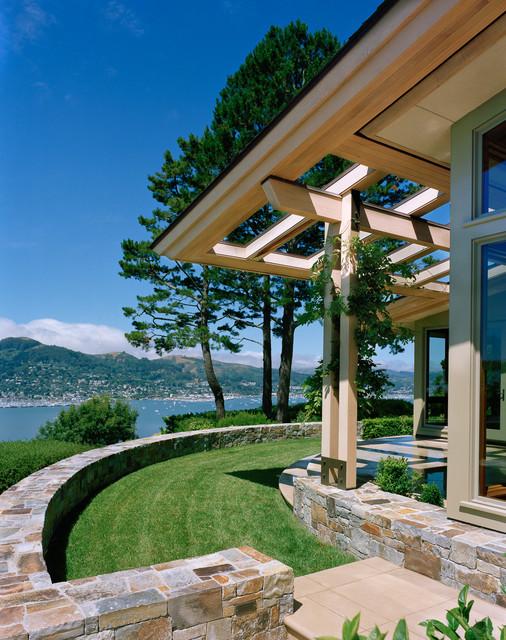 Belvedere Hilltop contemporary-exterior