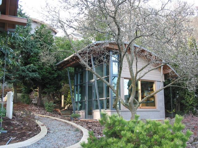 Ben Trogdon Architects modern-exterior