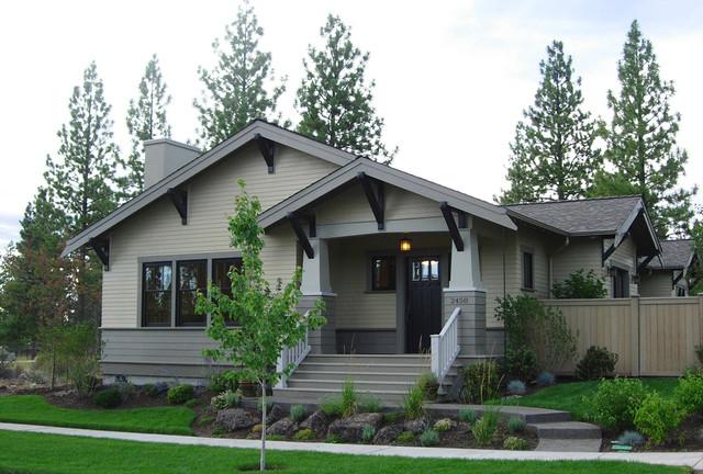 Bend Residence craftsman-exterior