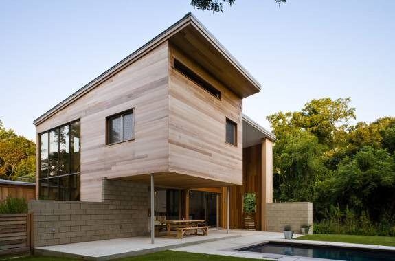 Berg Design Architects : Old Stone Highway Modern Exterior