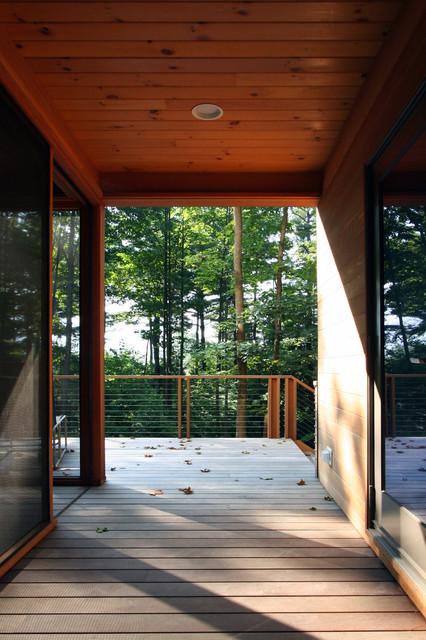 Berkshire House exterior modern-exterior