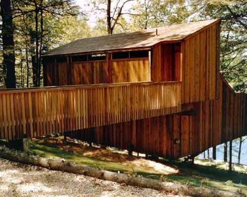 Bernard A Marson | Buonaguro-Swanson Residence modern-exterior