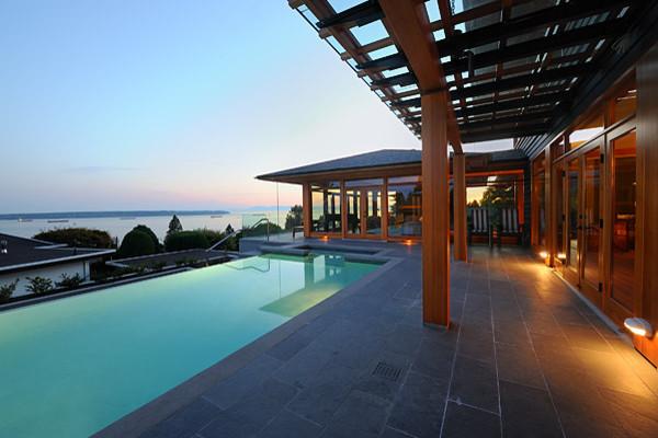 Best Builders ltd contemporary-exterior