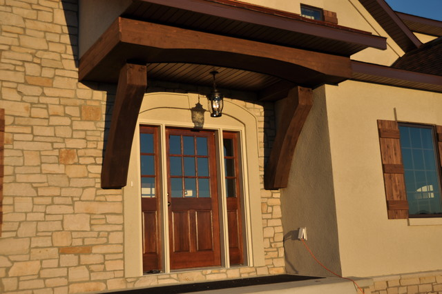 Bethpage Model traditional-exterior