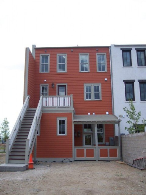 Bettorf House & Flat, South Main, CO traditional-exterior