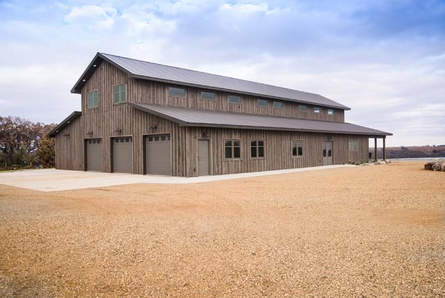 Big Stone Lodge South Dakota Rustic Exterior