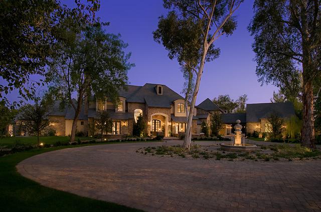 biltmore estate  mediterranean  exterior  phoenix  by calvis, Luxury Homes
