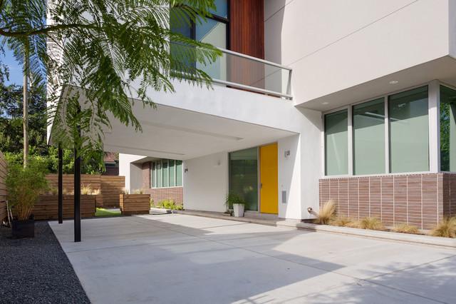 Binary House - Collaborative Designworks contemporary-exterior
